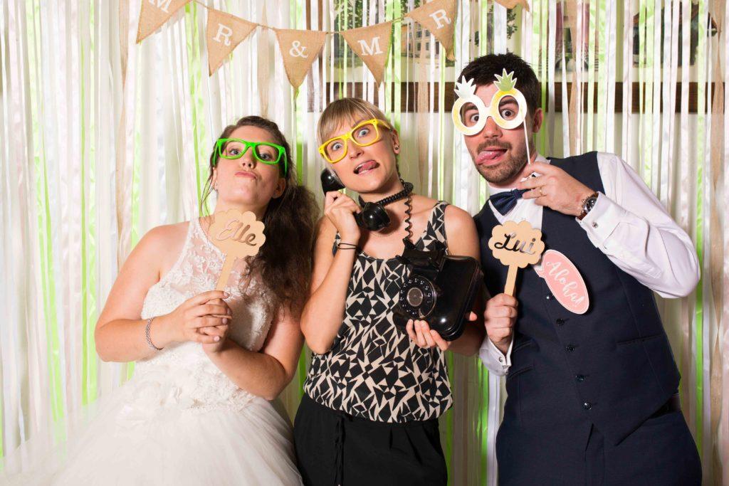 mariage funkybooth